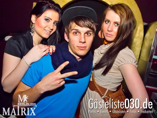 https://www.gaesteliste030.de/Partyfoto #15 Matrix Berlin vom 25.01.2012
