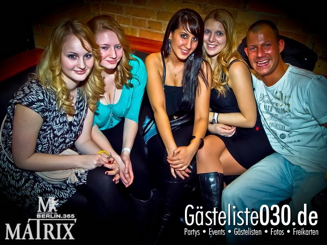 https://www.gaesteliste030.de/Partyfoto #77 Matrix Berlin vom 25.01.2012