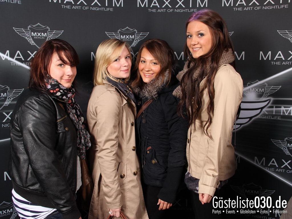 Partyfoto #49 Maxxim 24.03.2012 Womenized