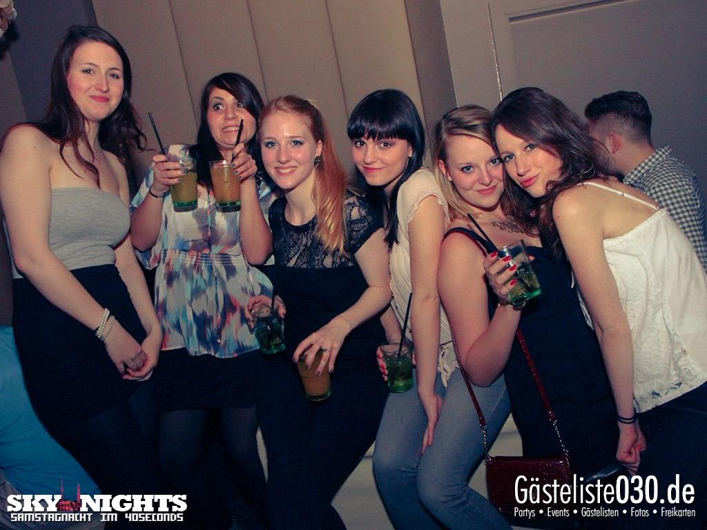 Partyfoto #48 40seconds 21.04.2012 SkyNights - DENIZ DANEZ live