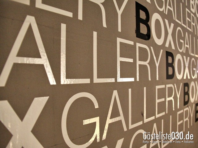 https://www.gaesteliste030.de/Partyfoto #2 Box Gallery Berlin vom 30.03.2012
