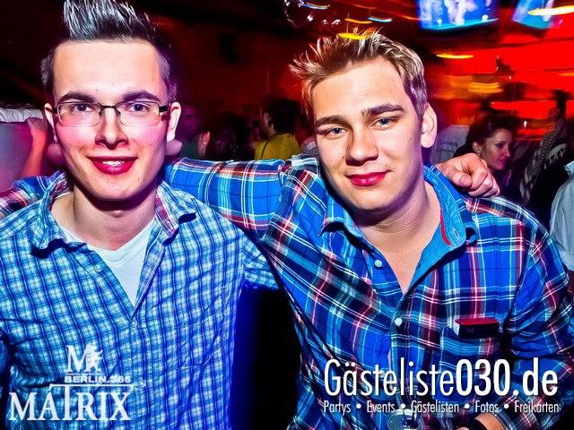 https://www.gaesteliste030.de/Partyfoto #52 Matrix Berlin vom 13.04.2012