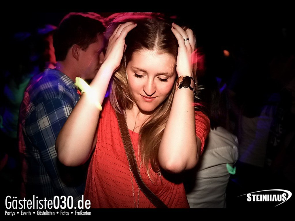 Partyfoto #75 Steinhaus 28.04.2012 Back to the 90s