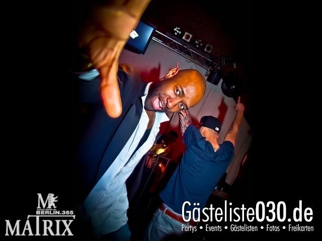 https://www.gaesteliste030.de/Partyfoto #6 Matrix Berlin vom 22.10.2011