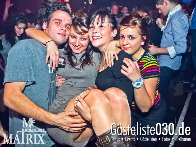 https://www.gaesteliste030.de/Partyfoto #79 Matrix Berlin vom 14.12.2011