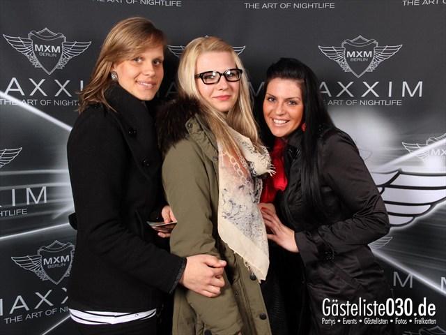 https://www.gaesteliste030.de/Partyfoto #19 Maxxim Berlin vom 23.03.2012