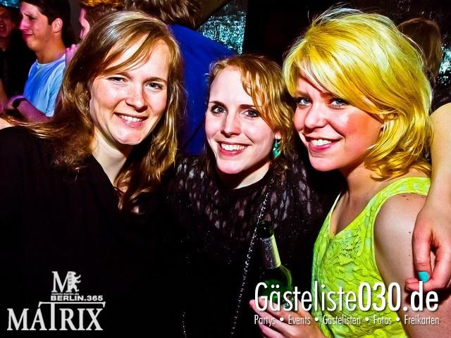 https://www.gaesteliste030.de/Partyfoto #11 Matrix Berlin vom 20.04.2012