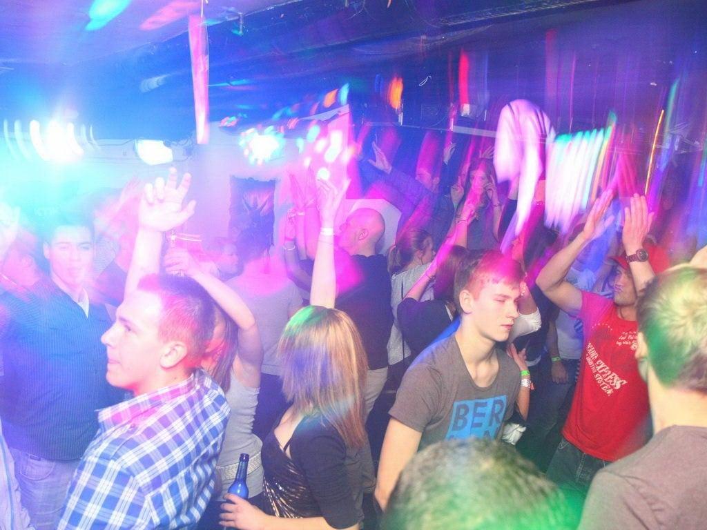 Partyfoto #50 Q-Dorf 06.01.2012 BABY -Welcome 2012