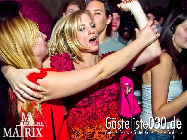 https://www.gaesteliste030.de/Partyfoto #5 Matrix Berlin vom 10.12.2011