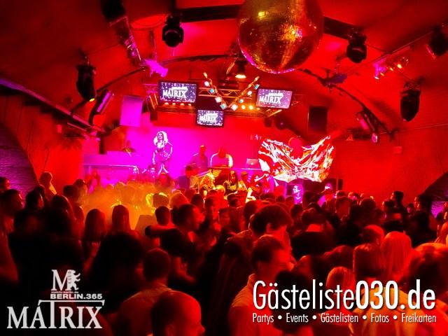 https://www.gaesteliste030.de/Partyfoto #45 Matrix Berlin vom 14.01.2012