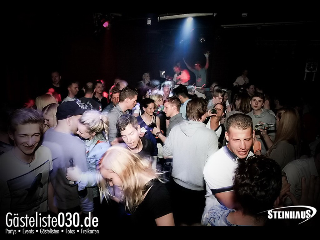 Partyfoto #50 Steinhaus 28.04.2012 Back to the 90s