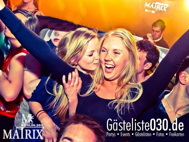 https://www.gaesteliste030.de/Partyfoto #1 Matrix Berlin vom 10.10.2011