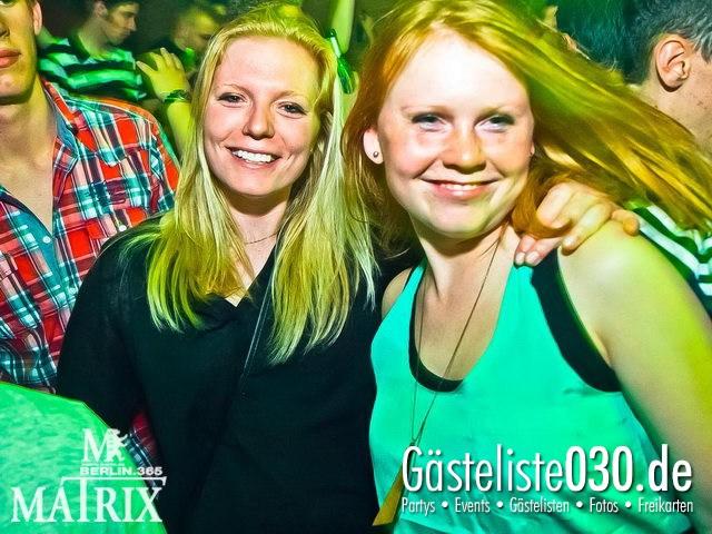 https://www.gaesteliste030.de/Partyfoto #72 Matrix Berlin vom 18.04.2012