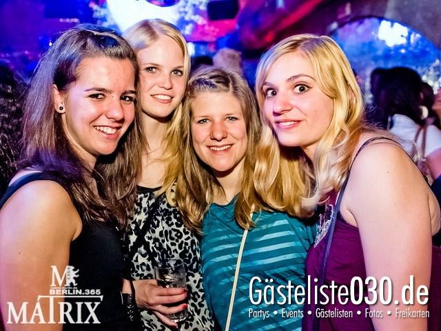 https://www.gaesteliste030.de/Partyfoto #103 Matrix Berlin vom 04.04.2012