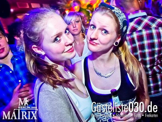 https://www.gaesteliste030.de/Partyfoto #36 Matrix Berlin vom 30.03.2012