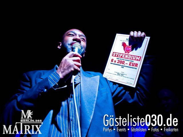 https://www.gaesteliste030.de/Partyfoto #1 Matrix Berlin vom 12.04.2012