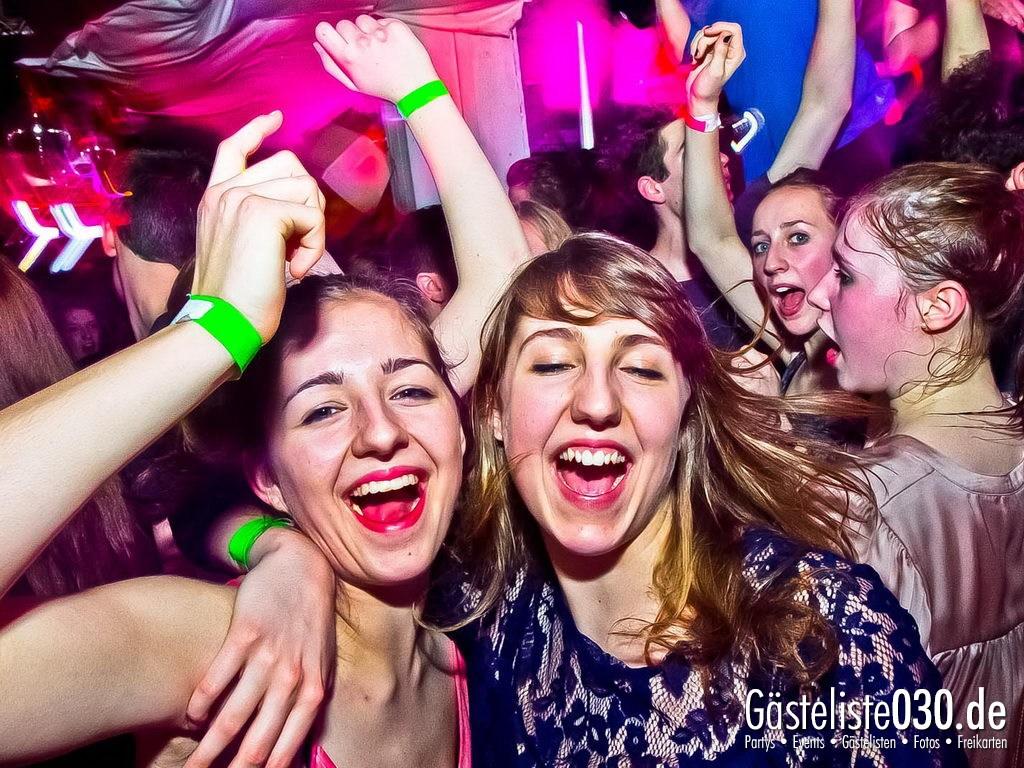 Partyfoto #48 Q-Dorf 21.03.2012 Abi Manic