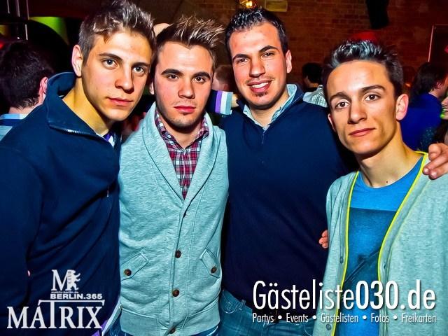 https://www.gaesteliste030.de/Partyfoto #27 Matrix Berlin vom 14.03.2012