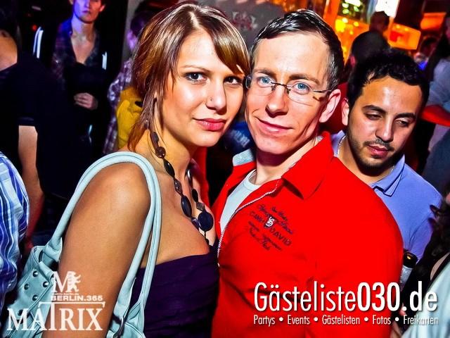 https://www.gaesteliste030.de/Partyfoto #68 Matrix Berlin vom 05.04.2012