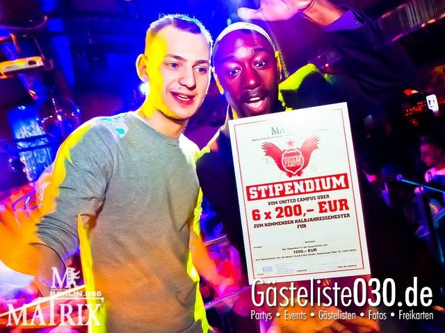 https://www.gaesteliste030.de/Partyfoto #1 Matrix Berlin vom 19.04.2012