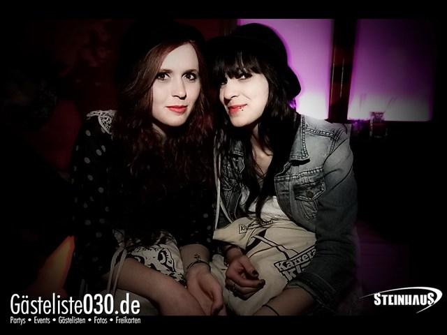 https://www.gaesteliste030.de/Partyfoto #14 Steinhaus Berlin vom 20.04.2012