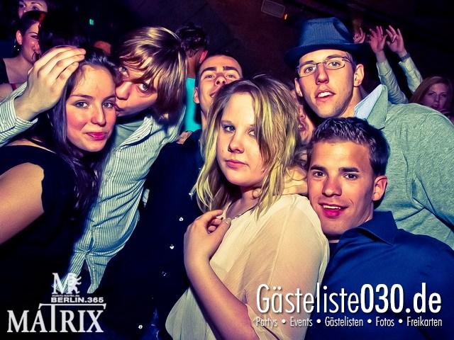https://www.gaesteliste030.de/Partyfoto #54 Matrix Berlin vom 31.03.2012