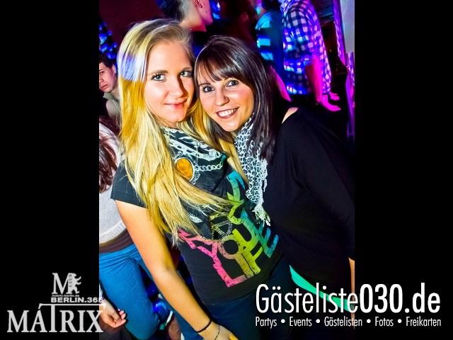 https://www.gaesteliste030.de/Partyfoto #65 Matrix Berlin vom 27.01.2012