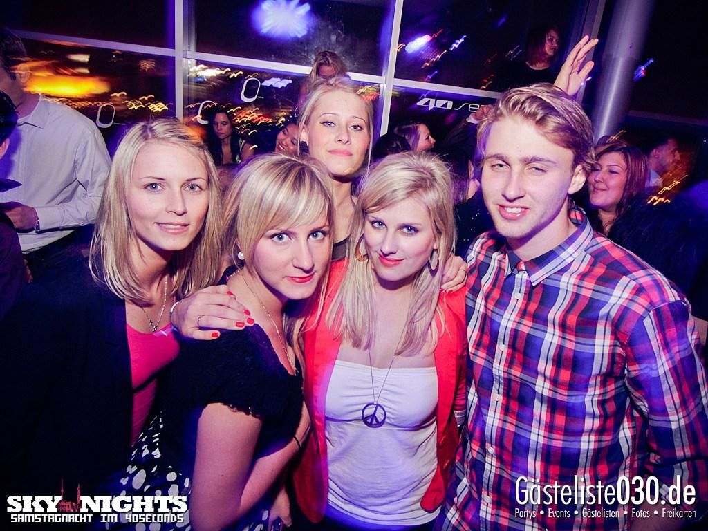 Partyfoto #50 40seconds 24.03.2012 SkyNights - Samstag-Nacht