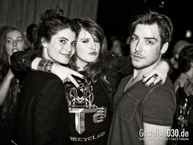 https://www.gaesteliste030.de/Partyfoto #40 Spindler & Klatt Berlin vom 13.04.2012