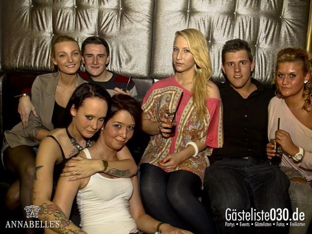 https://www.gaesteliste030.de/Partyfoto #53 Annabelle's Berlin vom 09.04.2012