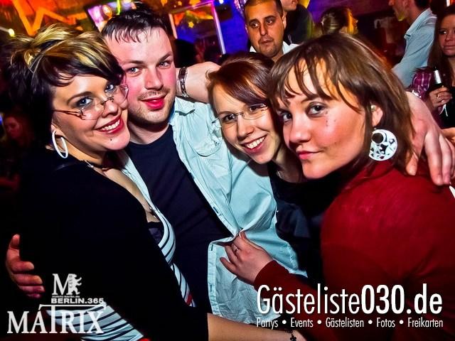 https://www.gaesteliste030.de/Partyfoto #29 Matrix Berlin vom 10.10.2011