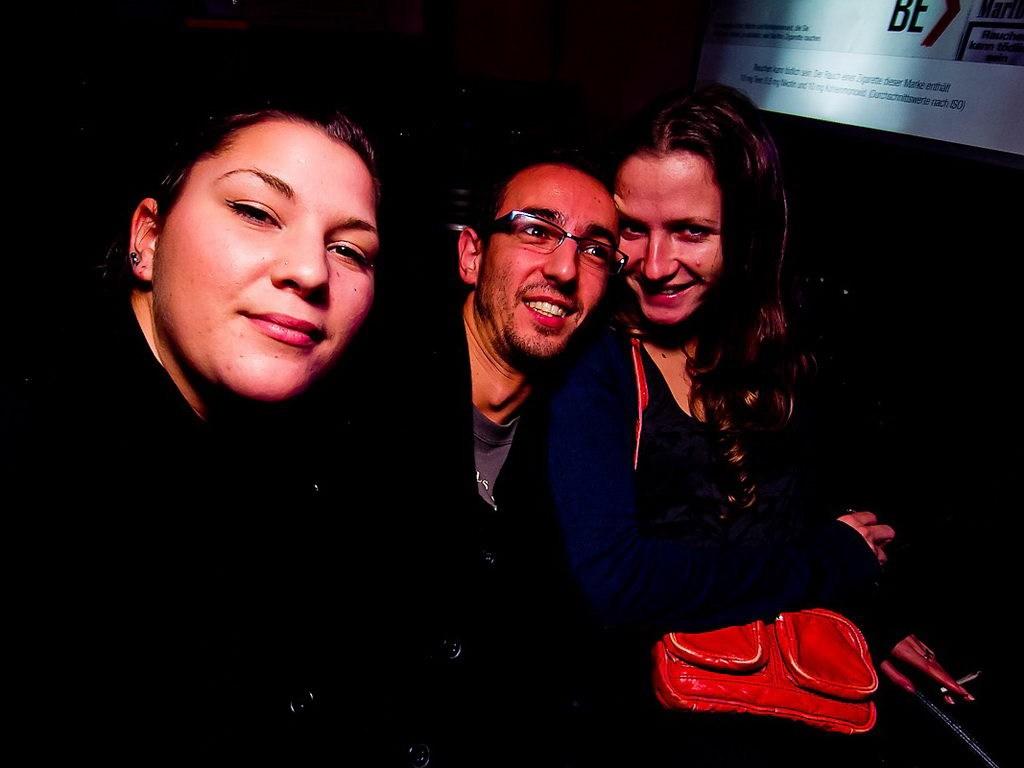 Partyfoto #50 Q-Dorf 03.01.2012 Black Attack