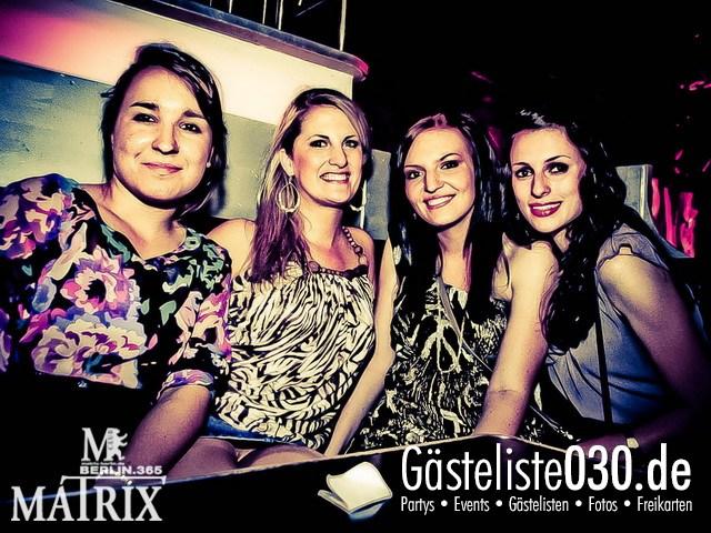 https://www.gaesteliste030.de/Partyfoto #26 Matrix Berlin vom 28.04.2012