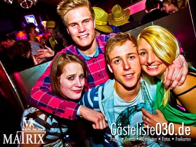 https://www.gaesteliste030.de/Partyfoto #31 Matrix Berlin vom 20.04.2012