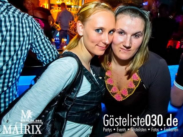 https://www.gaesteliste030.de/Partyfoto #130 Matrix Berlin vom 12.05.2012