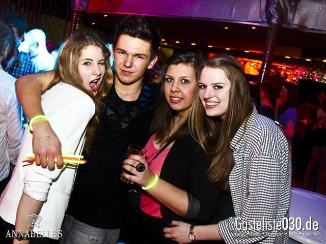 https://www.gaesteliste030.de/Partyfoto #43 Annabelle's Berlin vom 10.04.2012