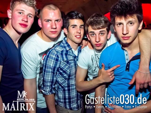 https://www.gaesteliste030.de/Partyfoto #56 Matrix Berlin vom 18.04.2012