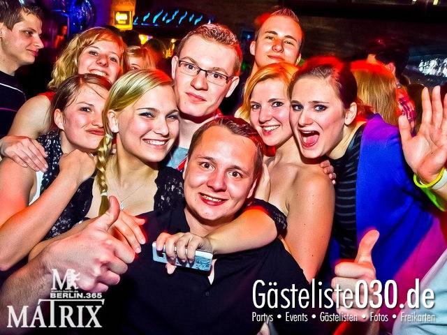 https://www.gaesteliste030.de/Partyfoto #65 Matrix Berlin vom 18.04.2012