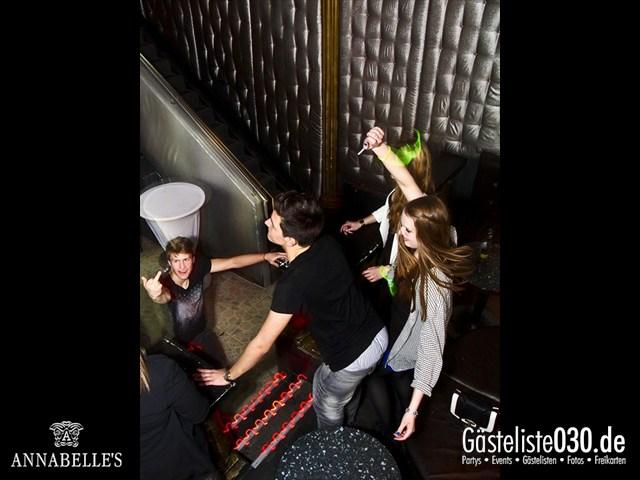 https://www.gaesteliste030.de/Partyfoto #94 Annabelle's Berlin vom 10.04.2012
