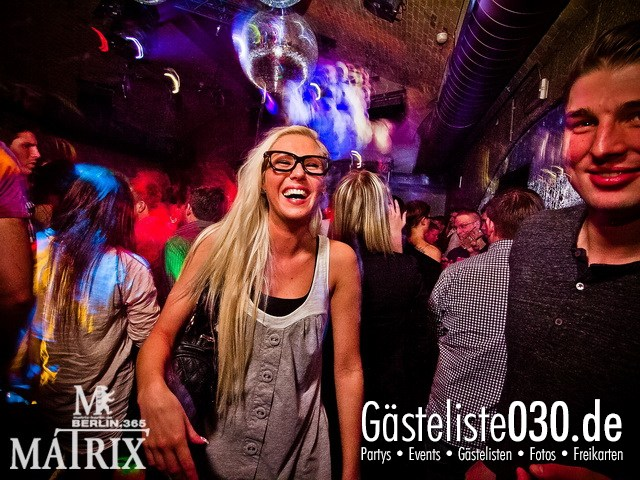 https://www.gaesteliste030.de/Partyfoto #46 Matrix Berlin vom 01.02.2012