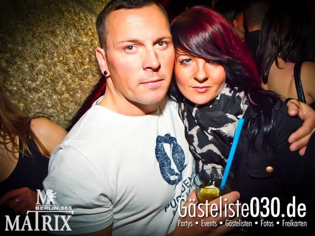 https://www.gaesteliste030.de/Partyfoto #34 Matrix Berlin vom 13.01.2012