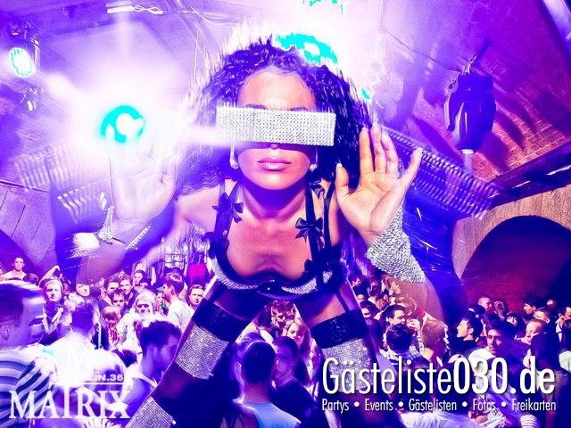 https://www.gaesteliste030.de/Partyfoto #1 Matrix Berlin vom 13.04.2012