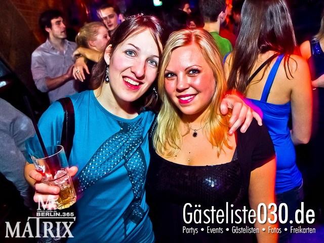 https://www.gaesteliste030.de/Partyfoto #100 Matrix Berlin vom 02.03.2012