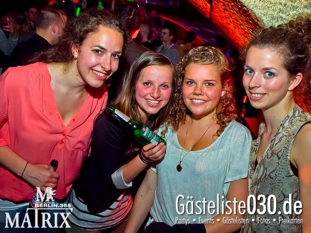 https://www.gaesteliste030.de/Partyfoto #25 Matrix Berlin vom 03.05.2012