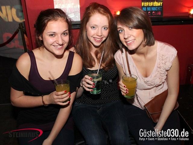 https://www.gaesteliste030.de/Partyfoto #12 Steinhaus Berlin vom 09.03.2012