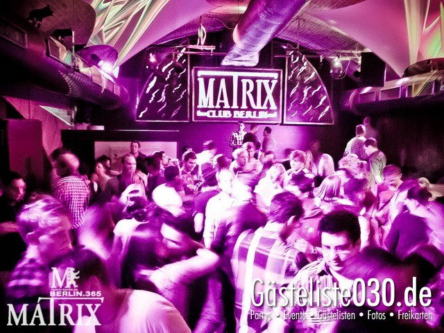 https://www.gaesteliste030.de/Partyfoto #21 Matrix Berlin vom 26.04.2012