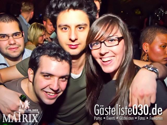 https://www.gaesteliste030.de/Partyfoto #11 Matrix Berlin vom 19.01.2012