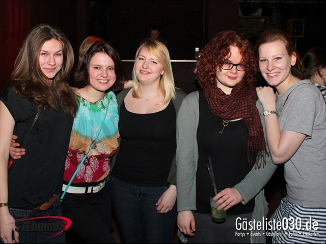 https://www.gaesteliste030.de/Partyfoto #7 Steinhaus Berlin vom 09.03.2012