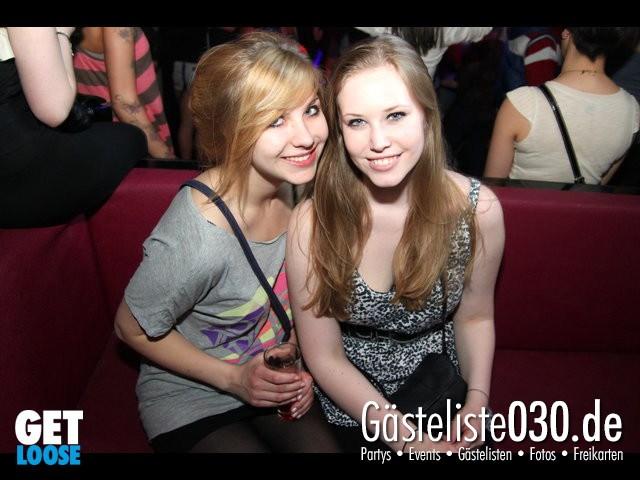 Partypics Club R8 20.04.2012 Get Loose - Berlins Nr.1 Blackmusic Clubbing