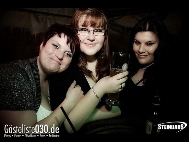 https://www.gaesteliste030.de/Partyfoto #30 Steinhaus Berlin vom 11.05.2012